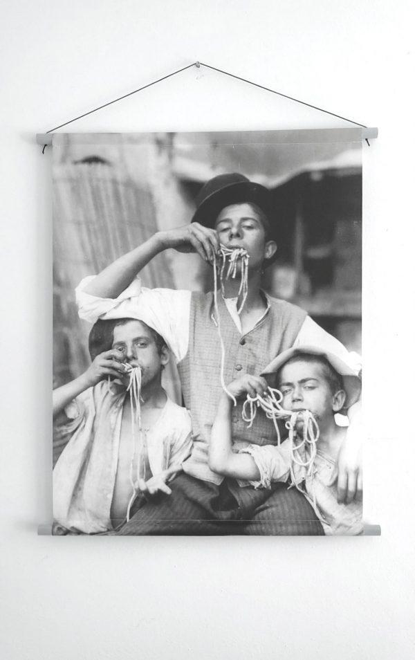 spaghetti eters