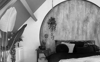 DIY wandcirkel door mooiibo
